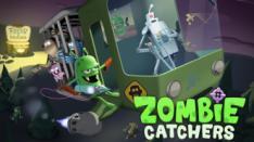 Zombie Catchers, Seramnya Minuman Jus di Masa Depan
