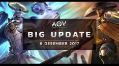 Big Update untuk Garena AOV