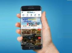 Tiket.com Optimalkan Aplikasi Mobile & Mobile Web