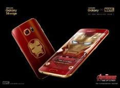 Inilah Galaxy S6 Edge Edisi Iron Man