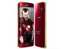 Segera Rilis, Galaxy S6 & S6 Edge Edisi Iron Man