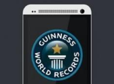 5 Smartphone Ini Pecahkan Rekor Dunia