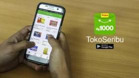 Pertama di Indonesia, Belanja secara Gotong Royong di TokoSeribu