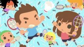 Asyik nan Unik, Jadi Bintang di Badminton Stars!