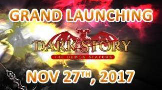 Segera, Grand Launching atas DarkStory: The Demon Slayers